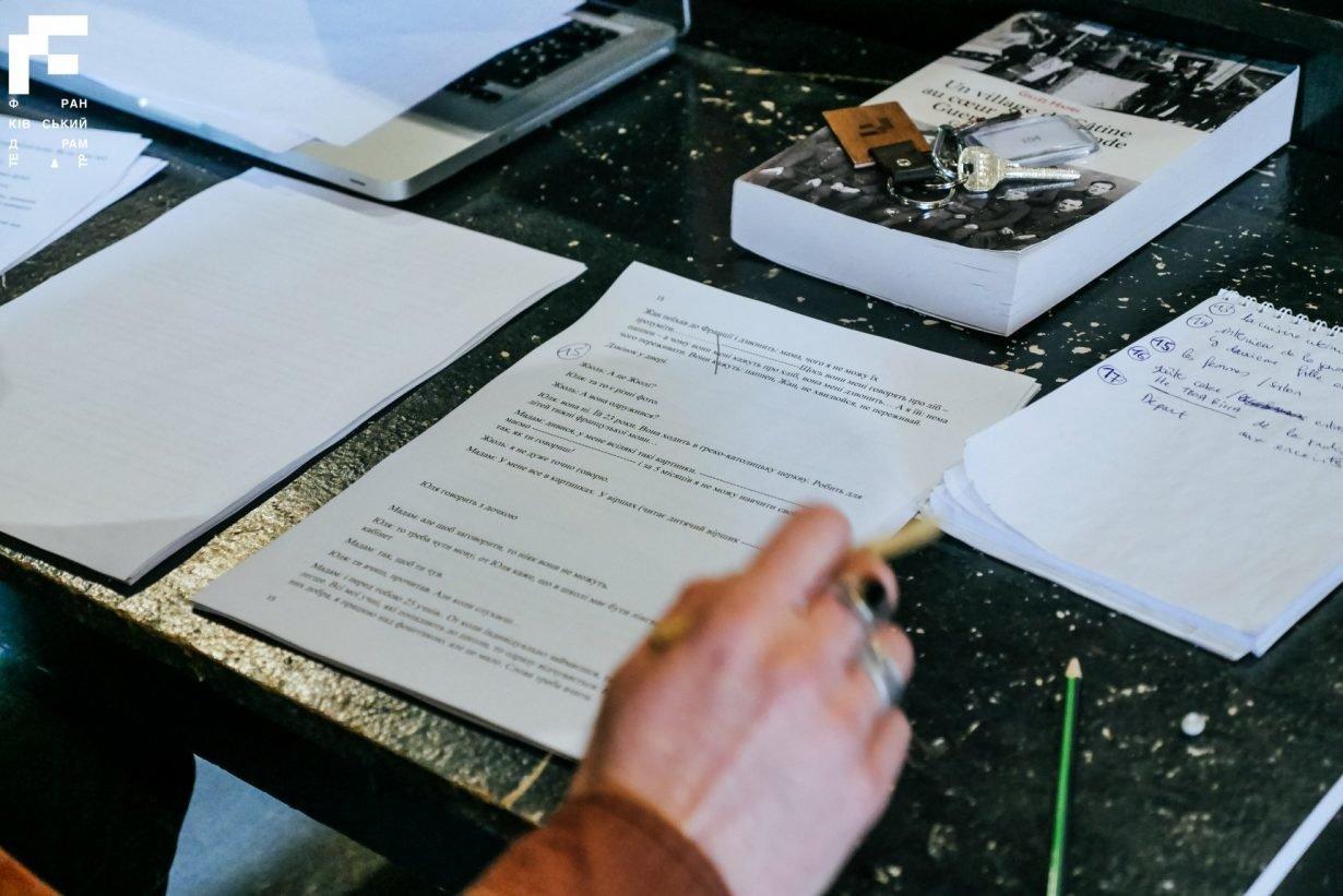 """Фантастичне розслідування """"Мадам Елен"""": у Франківському театрі готують унікальну виставу (фото), фото-2"""