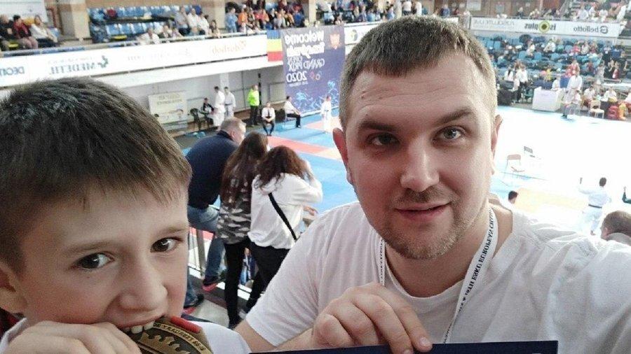 Прикарпатський 9-річний каратист із ДЦП став чемпіоном Європи (ФОТО), фото-1