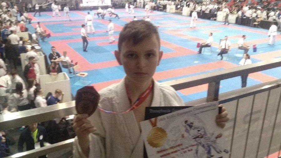 Прикарпатський 9-річний каратист із ДЦП став чемпіоном Європи (ФОТО), фото-2
