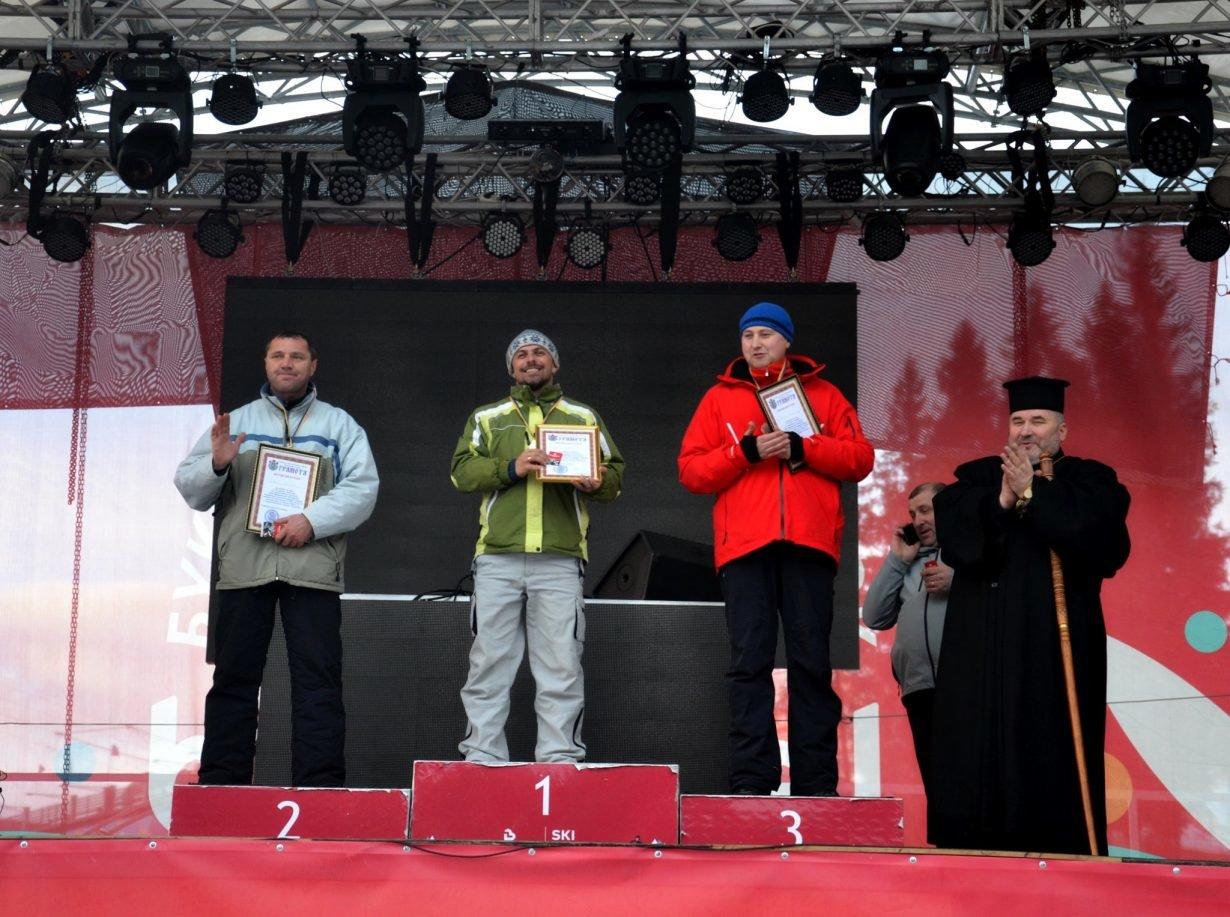 У Буковелі провели лижні змагання серед духовенства, фото-2