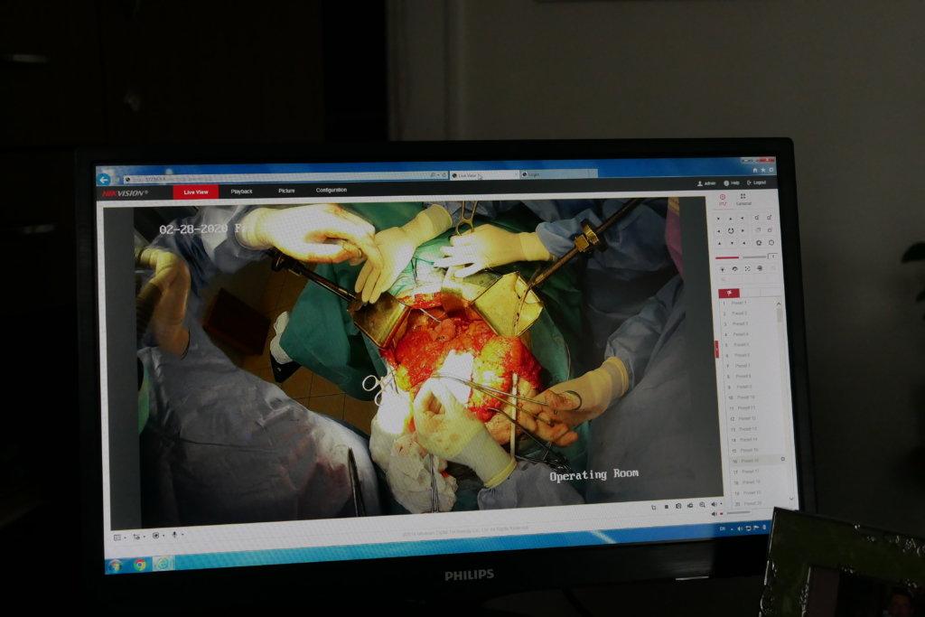 Всесвітньо відомі хірурги-онкологи з Ізраїлю два дні оперували в Прикарпатському онкоцентрі, фото-1