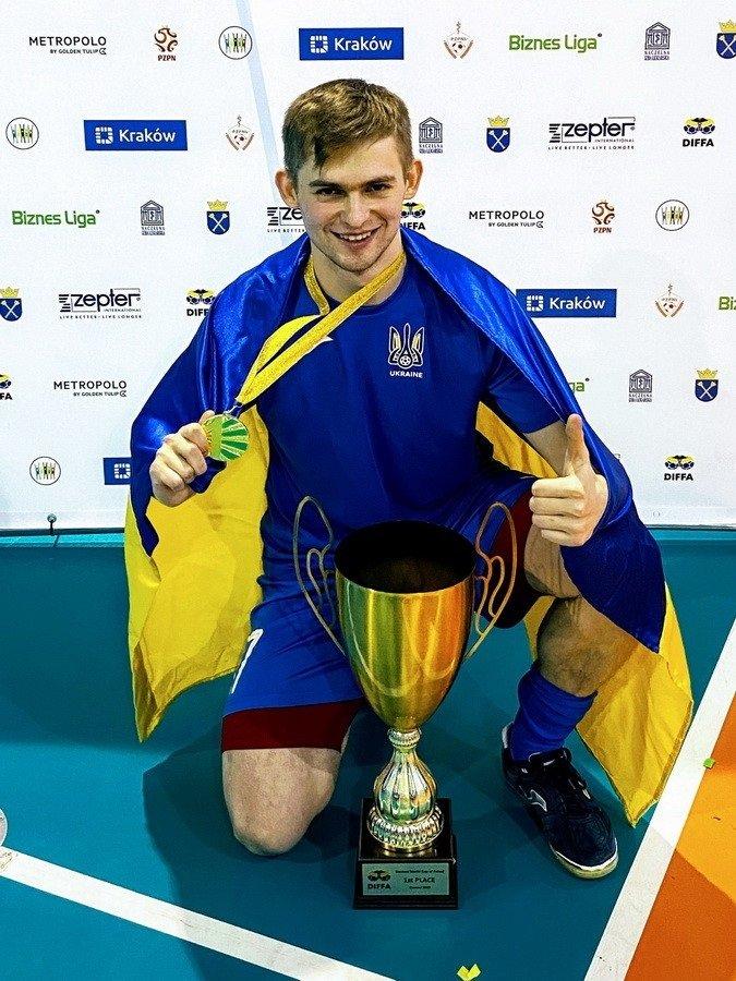 Аспірант ІФНМУ став чемпіоном світу з футзалу серед медиків. ФОТО+ВІДЕО, фото-2