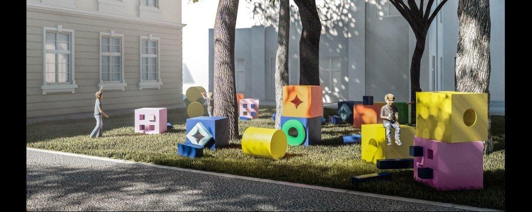 У Франківську хочуть створити сенсорний інклюзивний простір для дітей, фото-1