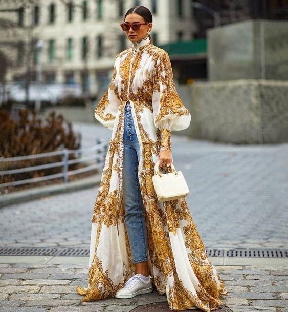 Образи з романтичними сукнями 2020. Фото - pinterest.ru