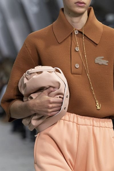 Образи з футболкою поло 2020. Фото - pinterest.ru
