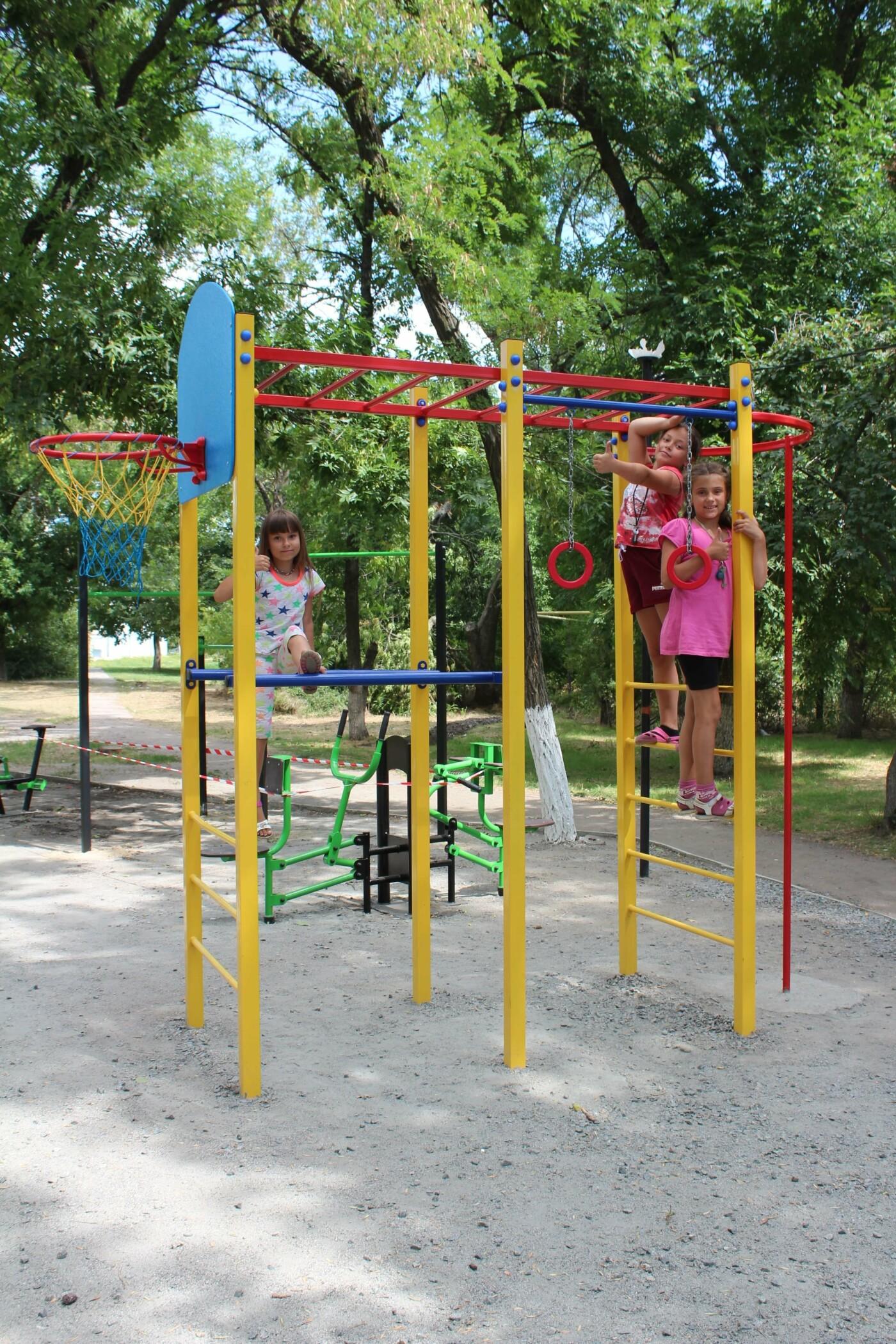 Наші діти – наше майбутнє. Облаштування дитячих і спортивних майданчиків у вашому місті  , фото-4
