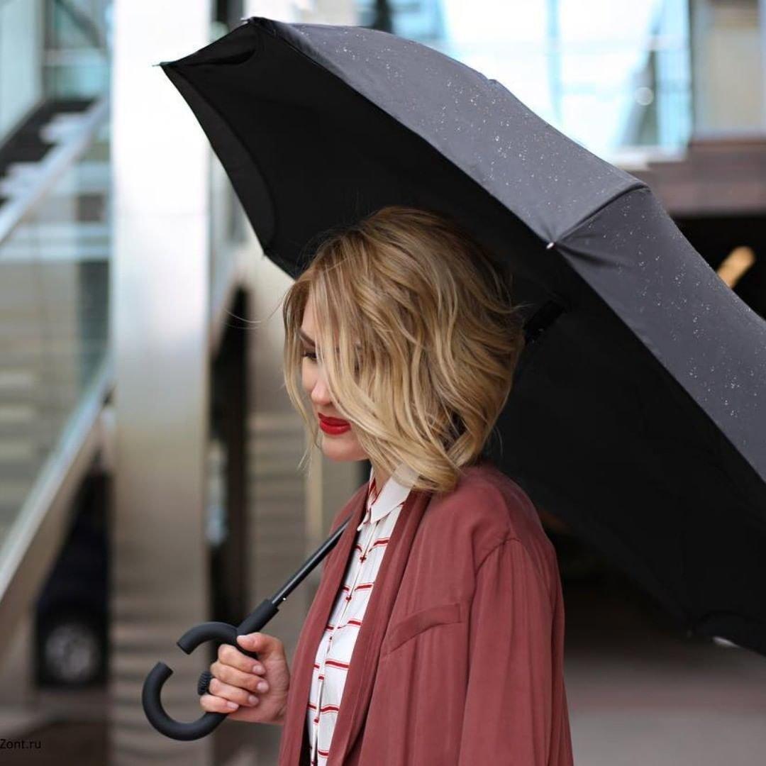 Аксесуар необхідний в будь-яку пору року - парасолька Up-brella!, фото-2