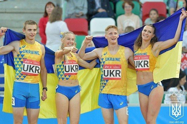 Прикарпатці здобули три нагороди Європейських ігор