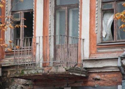 Півтори тисячі прикарпатців живуть в аварійних будинках